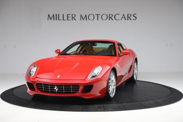 Used 2008 Ferrari 599 GTB Fiorano for sale $159,900 at Maserati of Greenwich in Greenwich CT 06830 1