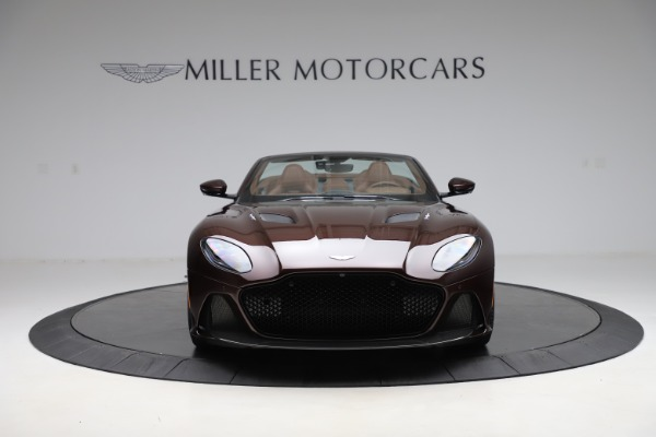 New 2020 Aston Martin DBS Superleggera for sale $349,036 at Maserati of Greenwich in Greenwich CT 06830 11