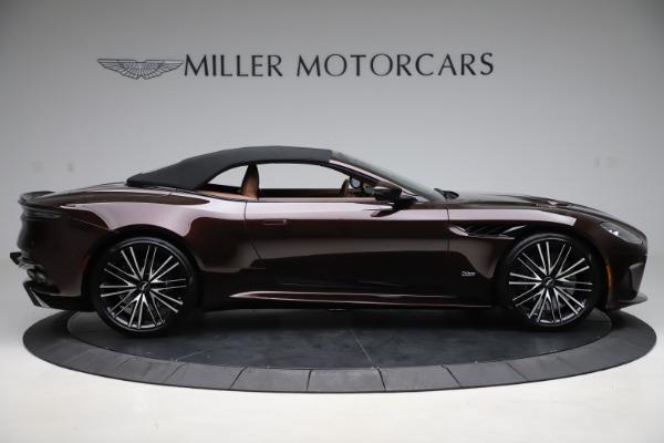 New 2020 Aston Martin DBS Superleggera for sale $349,036 at Maserati of Greenwich in Greenwich CT 06830 13