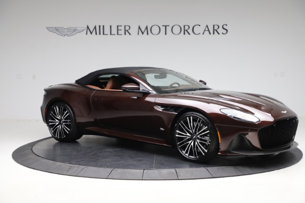 New 2020 Aston Martin DBS Superleggera for sale $349,036 at Maserati of Greenwich in Greenwich CT 06830 14