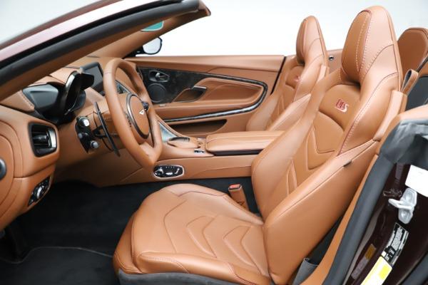 New 2020 Aston Martin DBS Superleggera for sale $349,036 at Maserati of Greenwich in Greenwich CT 06830 20