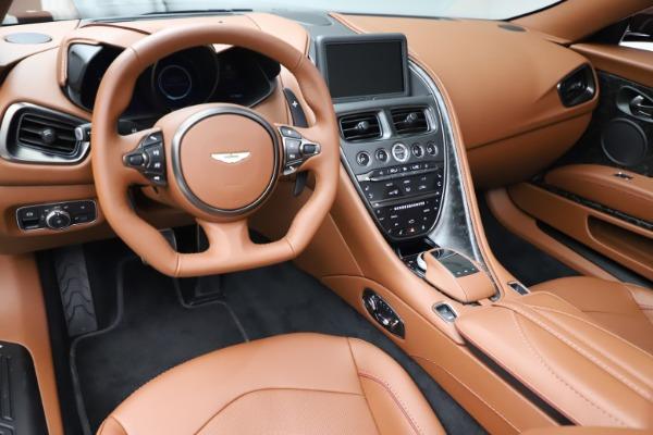 New 2020 Aston Martin DBS Superleggera for sale $349,036 at Maserati of Greenwich in Greenwich CT 06830 21