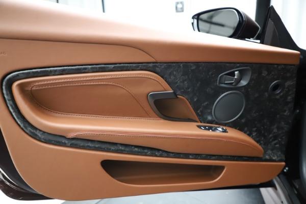 New 2020 Aston Martin DBS Superleggera for sale $349,036 at Maserati of Greenwich in Greenwich CT 06830 22