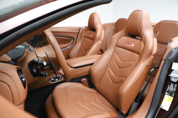 New 2020 Aston Martin DBS Superleggera for sale $349,036 at Maserati of Greenwich in Greenwich CT 06830 23