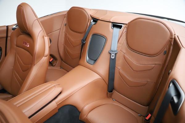 New 2020 Aston Martin DBS Superleggera for sale $349,036 at Maserati of Greenwich in Greenwich CT 06830 24