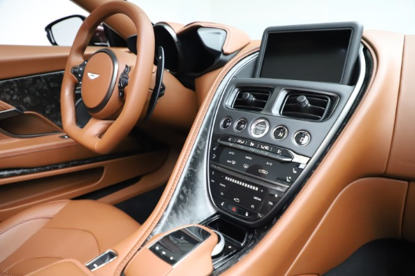 New 2020 Aston Martin DBS Superleggera for sale $349,036 at Maserati of Greenwich in Greenwich CT 06830 25