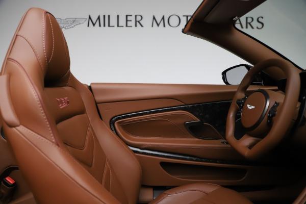 New 2020 Aston Martin DBS Superleggera for sale $349,036 at Maserati of Greenwich in Greenwich CT 06830 26