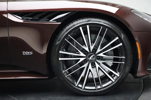 New 2020 Aston Martin DBS Superleggera for sale $349,036 at Maserati of Greenwich in Greenwich CT 06830 28