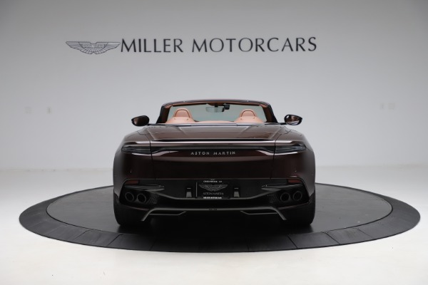 New 2020 Aston Martin DBS Superleggera for sale $349,036 at Maserati of Greenwich in Greenwich CT 06830 5