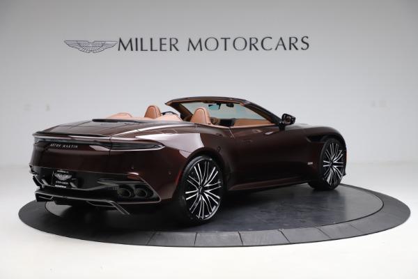 New 2020 Aston Martin DBS Superleggera for sale $349,036 at Maserati of Greenwich in Greenwich CT 06830 7