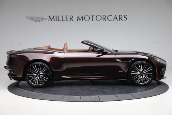 New 2020 Aston Martin DBS Superleggera for sale $349,036 at Maserati of Greenwich in Greenwich CT 06830 8