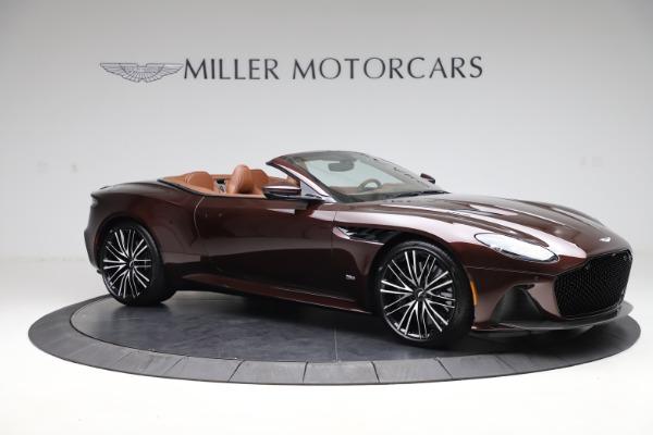New 2020 Aston Martin DBS Superleggera for sale $349,036 at Maserati of Greenwich in Greenwich CT 06830 9
