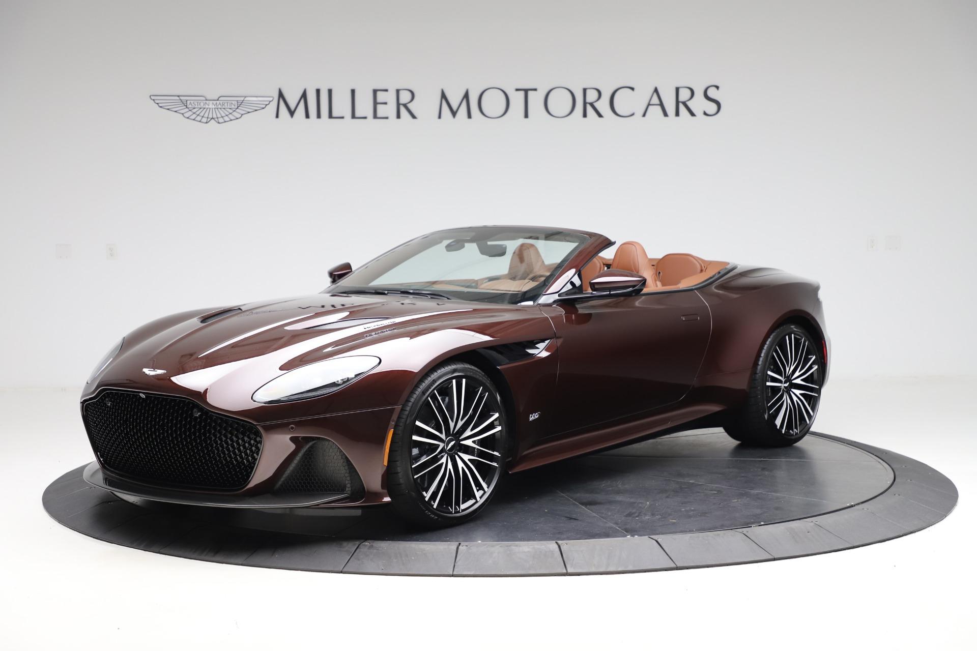 New 2020 Aston Martin DBS Superleggera for sale $349,036 at Maserati of Greenwich in Greenwich CT 06830 1