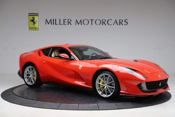 Used 2019 Ferrari 812 Superfast for sale $365,900 at Maserati of Greenwich in Greenwich CT 06830 10