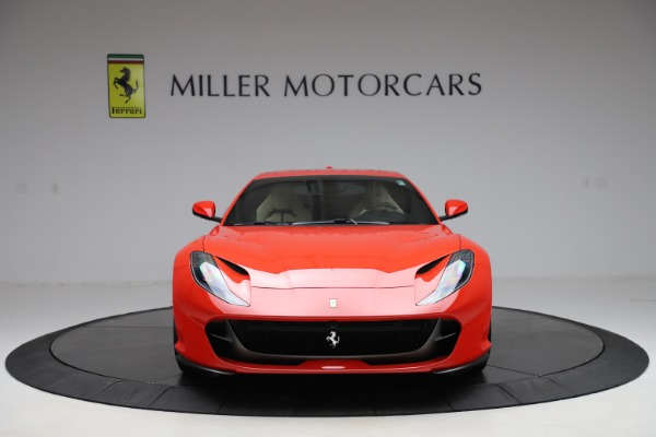 Used 2019 Ferrari 812 Superfast for sale $365,900 at Maserati of Greenwich in Greenwich CT 06830 12