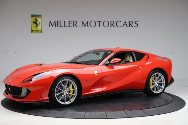 Used 2019 Ferrari 812 Superfast for sale $365,900 at Maserati of Greenwich in Greenwich CT 06830 2