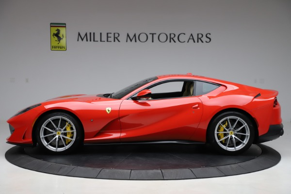 Used 2019 Ferrari 812 Superfast for sale $365,900 at Maserati of Greenwich in Greenwich CT 06830 3