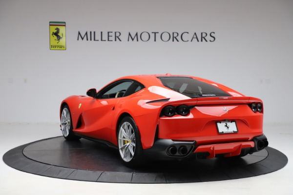 Used 2019 Ferrari 812 Superfast for sale $365,900 at Maserati of Greenwich in Greenwich CT 06830 5