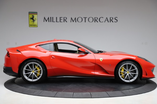 Used 2019 Ferrari 812 Superfast for sale $365,900 at Maserati of Greenwich in Greenwich CT 06830 9