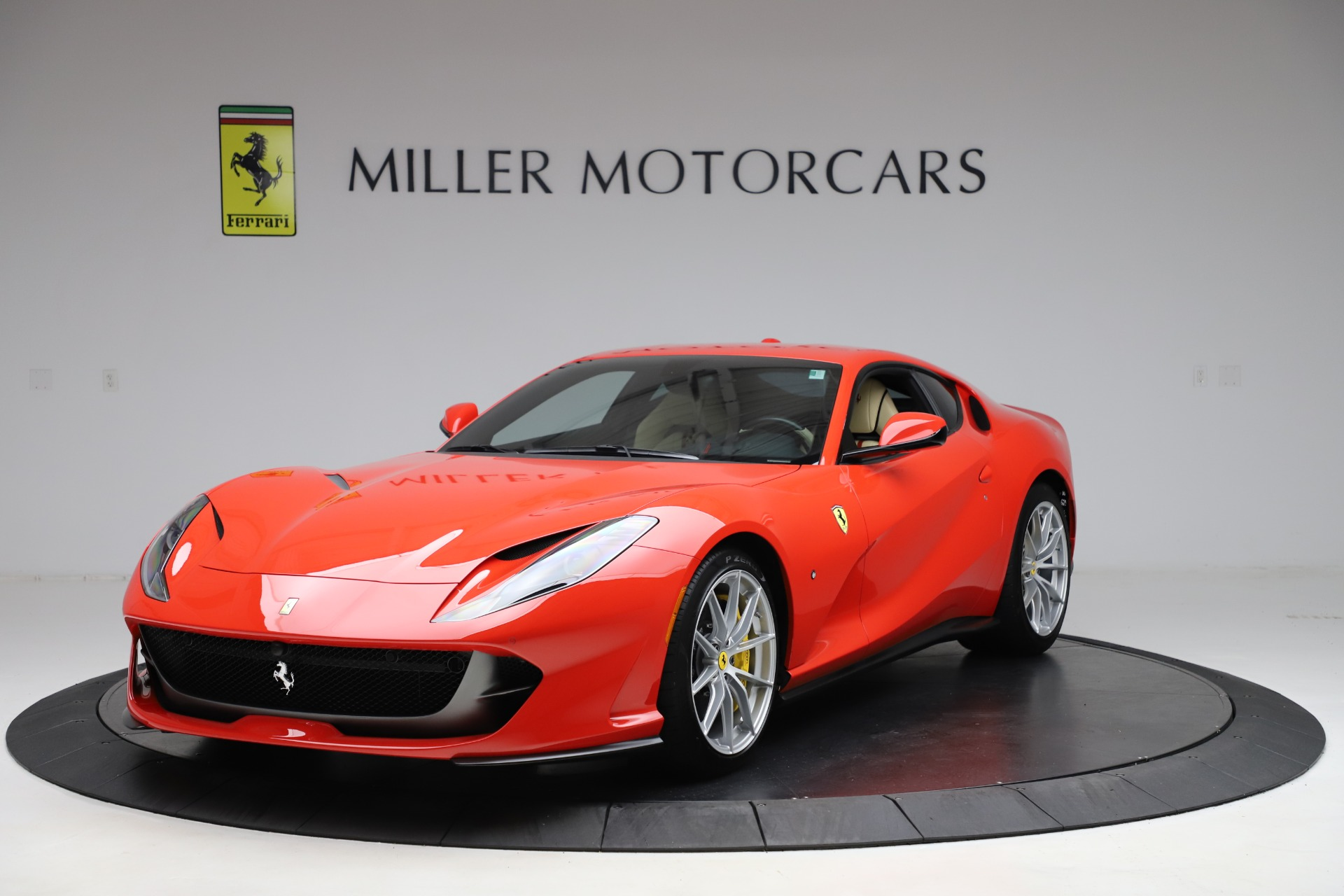 Used 2019 Ferrari 812 Superfast for sale $365,900 at Maserati of Greenwich in Greenwich CT 06830 1