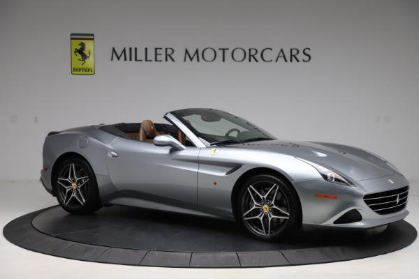 Used 2016 Ferrari California T for sale $142,900 at Maserati of Greenwich in Greenwich CT 06830 10