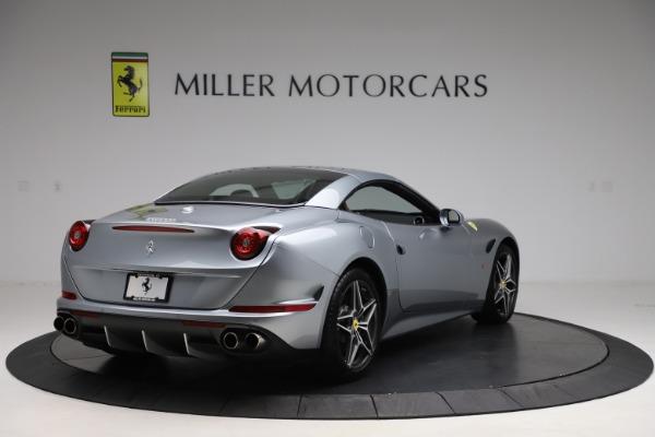 Used 2016 Ferrari California T for sale $142,900 at Maserati of Greenwich in Greenwich CT 06830 19