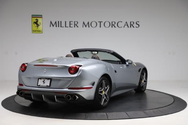 Used 2016 Ferrari California T for sale $142,900 at Maserati of Greenwich in Greenwich CT 06830 7