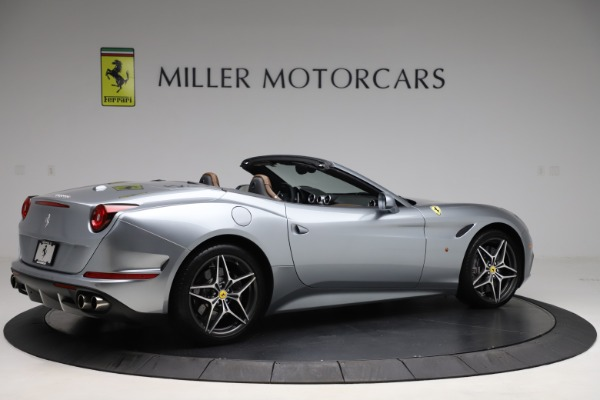 Used 2016 Ferrari California T for sale $142,900 at Maserati of Greenwich in Greenwich CT 06830 8