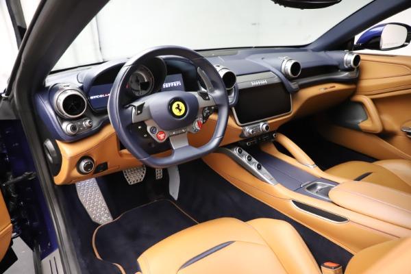 Used 2017 Ferrari GTC4Lusso for sale $204,900 at Maserati of Greenwich in Greenwich CT 06830 13