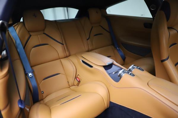 Used 2017 Ferrari GTC4Lusso for sale $204,900 at Maserati of Greenwich in Greenwich CT 06830 21