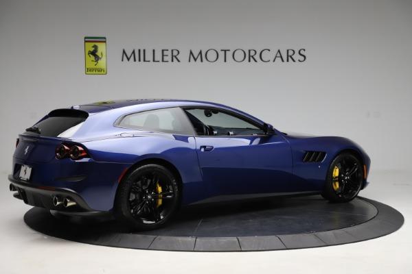Used 2017 Ferrari GTC4Lusso for sale $204,900 at Maserati of Greenwich in Greenwich CT 06830 8