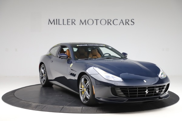 Used 2020 Ferrari GTC4Lusso for sale Call for price at Maserati of Greenwich in Greenwich CT 06830 11