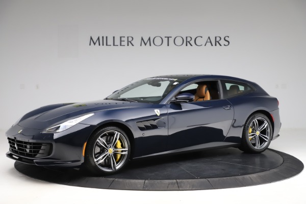 Used 2020 Ferrari GTC4Lusso for sale Call for price at Maserati of Greenwich in Greenwich CT 06830 2