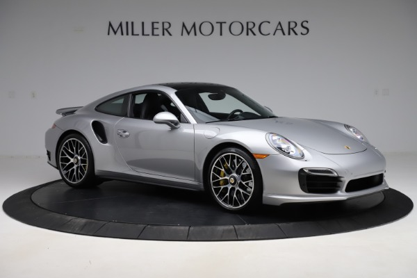 Used 2015 Porsche 911 Turbo S for sale $121,900 at Maserati of Greenwich in Greenwich CT 06830 10