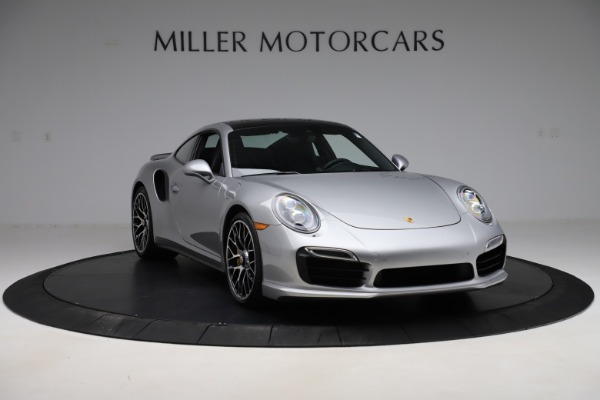 Used 2015 Porsche 911 Turbo S for sale $121,900 at Maserati of Greenwich in Greenwich CT 06830 11