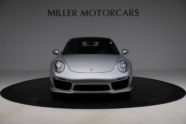 Used 2015 Porsche 911 Turbo S for sale $121,900 at Maserati of Greenwich in Greenwich CT 06830 12