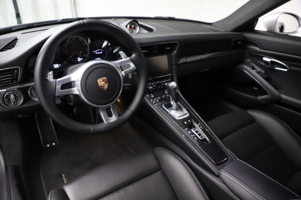 Used 2015 Porsche 911 Turbo S for sale $121,900 at Maserati of Greenwich in Greenwich CT 06830 13