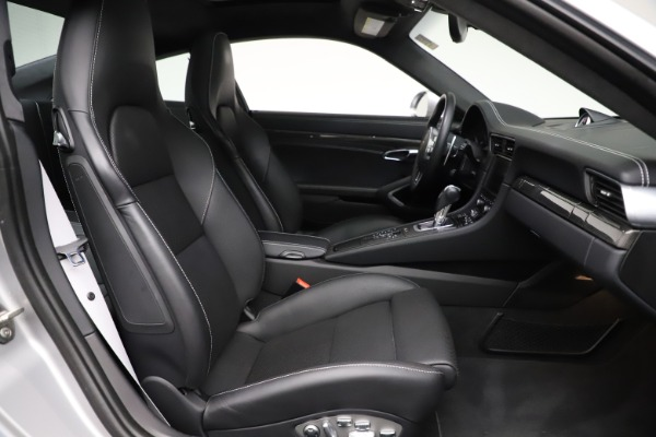 Used 2015 Porsche 911 Turbo S for sale $121,900 at Maserati of Greenwich in Greenwich CT 06830 18