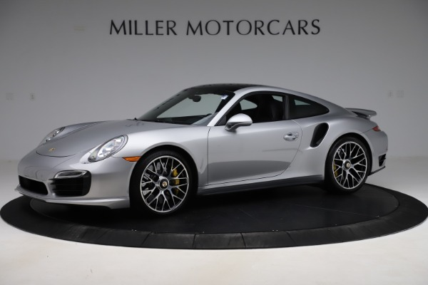 Used 2015 Porsche 911 Turbo S for sale $121,900 at Maserati of Greenwich in Greenwich CT 06830 2