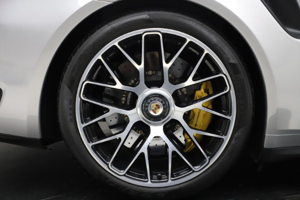 Used 2015 Porsche 911 Turbo S for sale $121,900 at Maserati of Greenwich in Greenwich CT 06830 24
