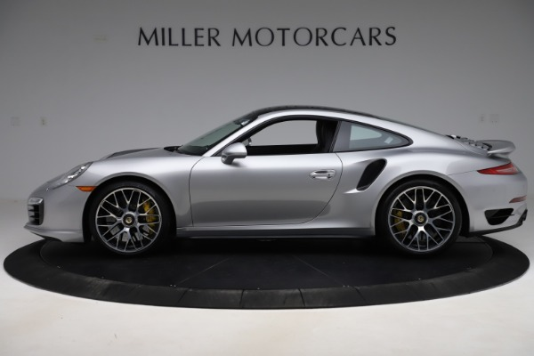 Used 2015 Porsche 911 Turbo S for sale $121,900 at Maserati of Greenwich in Greenwich CT 06830 3