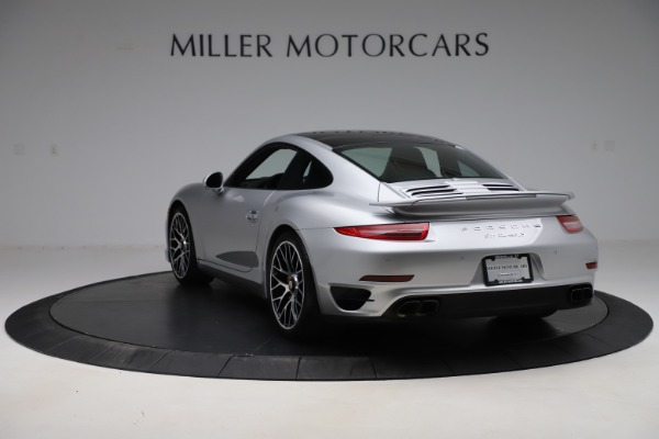 Used 2015 Porsche 911 Turbo S for sale $121,900 at Maserati of Greenwich in Greenwich CT 06830 5