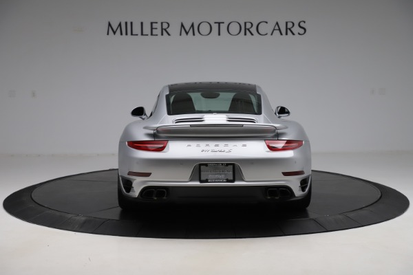 Used 2015 Porsche 911 Turbo S for sale $121,900 at Maserati of Greenwich in Greenwich CT 06830 6