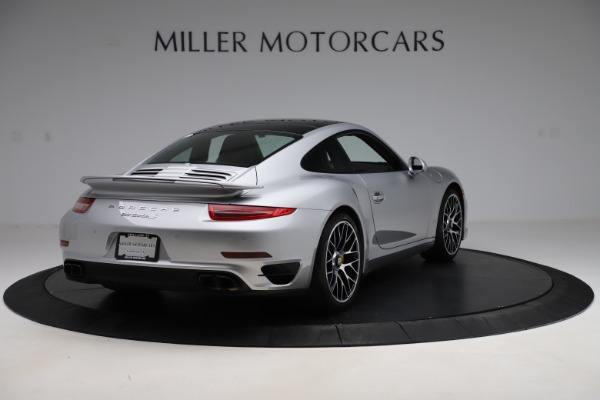Used 2015 Porsche 911 Turbo S for sale $121,900 at Maserati of Greenwich in Greenwich CT 06830 7