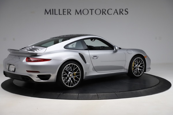 Used 2015 Porsche 911 Turbo S for sale $121,900 at Maserati of Greenwich in Greenwich CT 06830 8