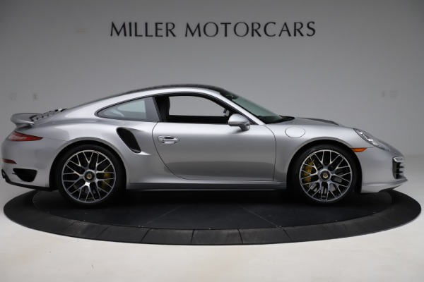 Used 2015 Porsche 911 Turbo S for sale $121,900 at Maserati of Greenwich in Greenwich CT 06830 9