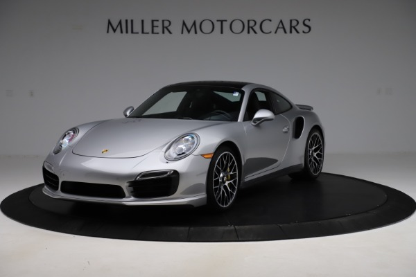 Used 2015 Porsche 911 Turbo S for sale $121,900 at Maserati of Greenwich in Greenwich CT 06830 1
