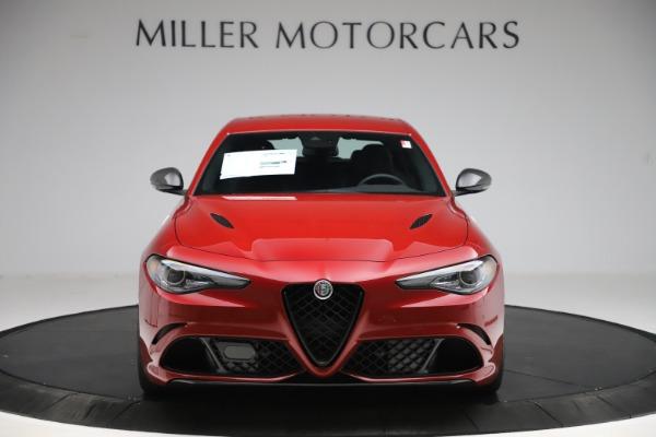 New 2020 Alfa Romeo Giulia Quadrifoglio for sale $83,590 at Maserati of Greenwich in Greenwich CT 06830 12