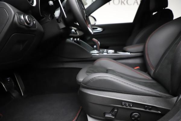 New 2020 Alfa Romeo Giulia Quadrifoglio for sale $83,590 at Maserati of Greenwich in Greenwich CT 06830 14