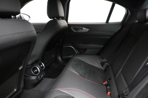 New 2020 Alfa Romeo Giulia Quadrifoglio for sale $83,590 at Maserati of Greenwich in Greenwich CT 06830 19